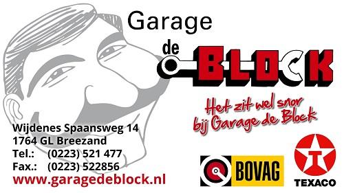 Garage De Block