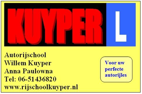 Autorijschool Kuyper