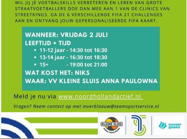 Info Streetkings clinic