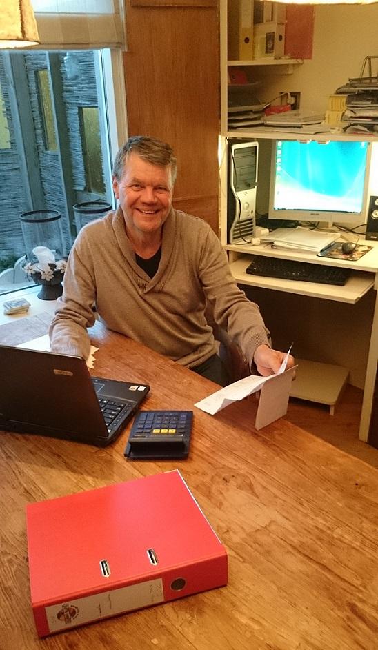 Penningmeester van het Jaar: Wim Lubbers Foto 1