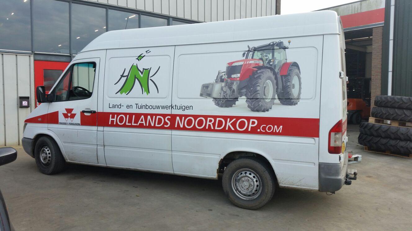 Dank Hollands Noordkop Foto 1