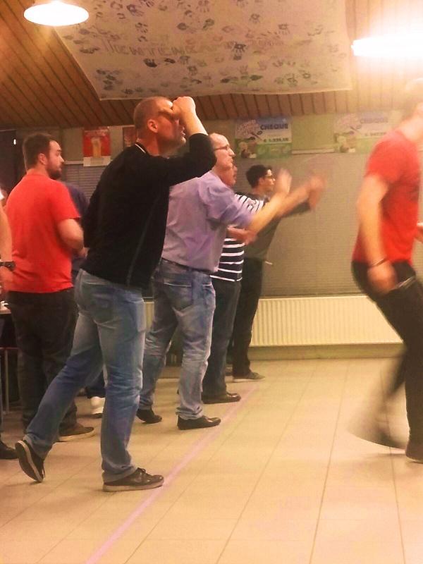 Darttoernooi sv Kleine Sluis 'groot succes' Foto 1