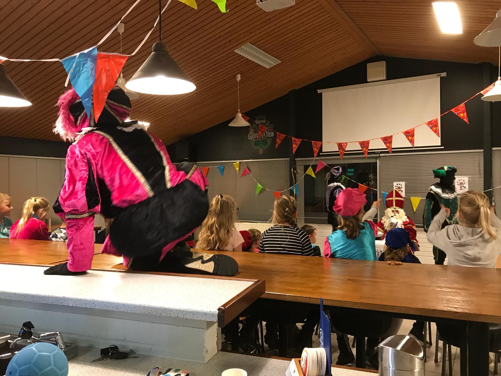 Opgeven Sinterklaasfeest Foto 1