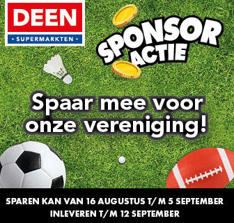 Deen Sponsoractie